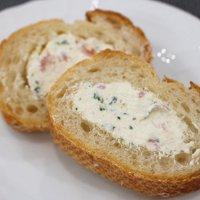フランスパンのトンネルパン