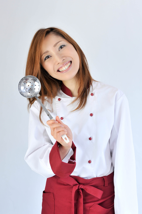 長田絢さん