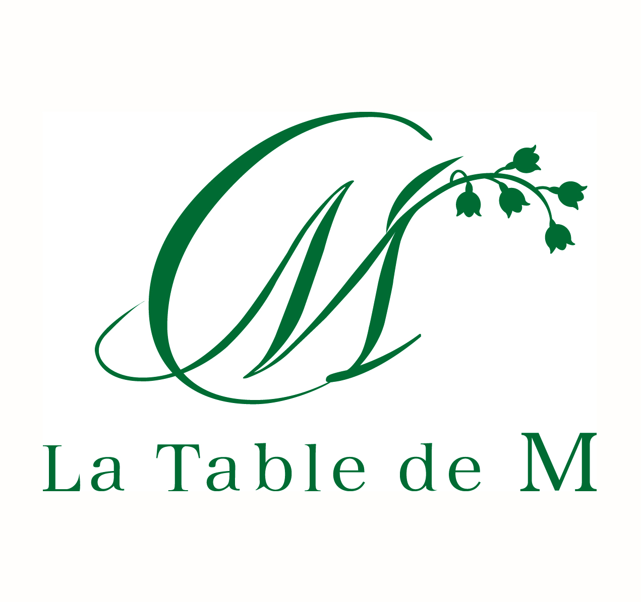 La Table de Mさん