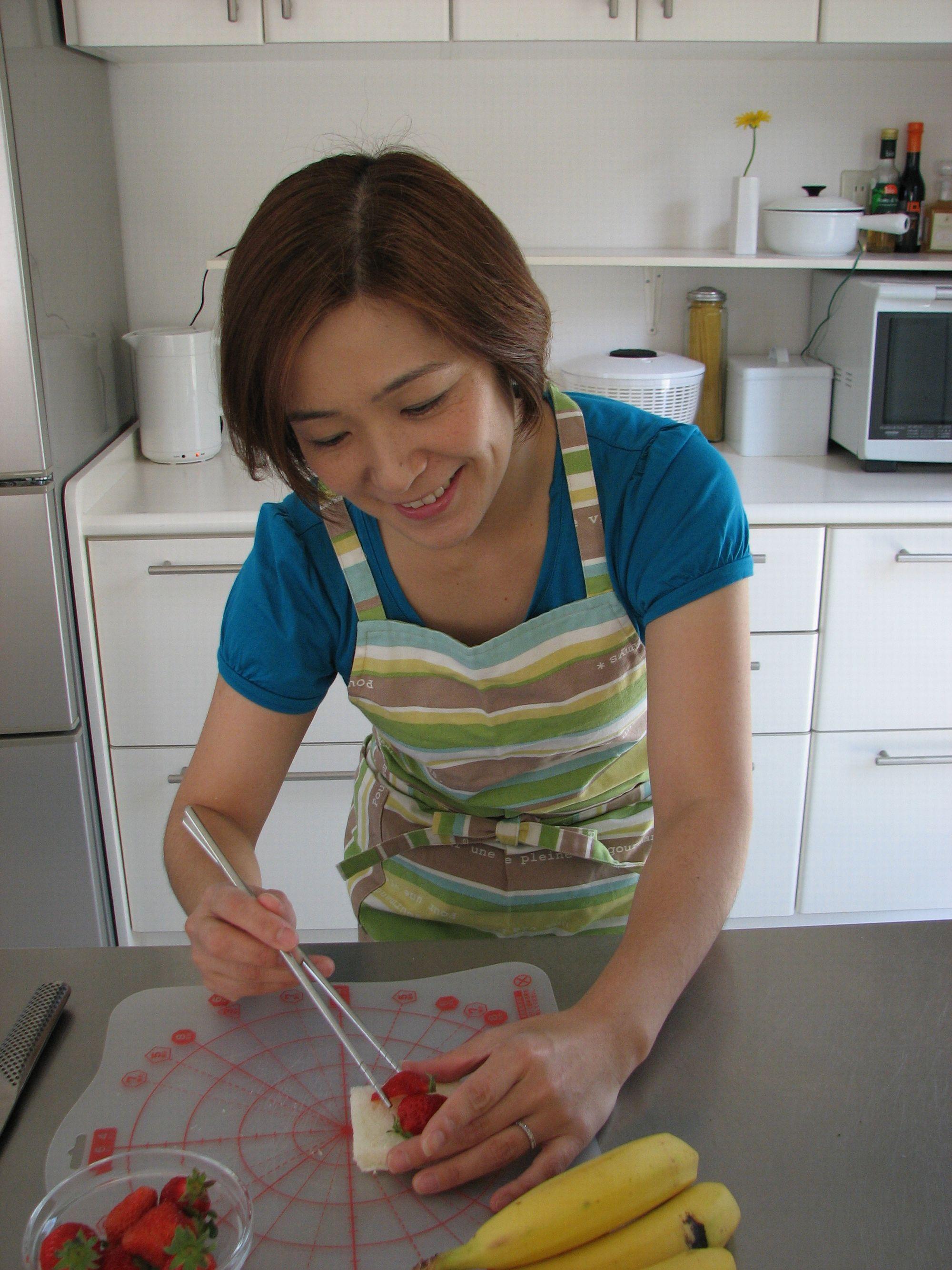 料理家 新崎亜子さん