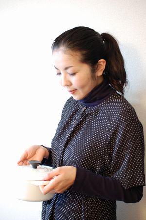 パートナー 福田淳子さん