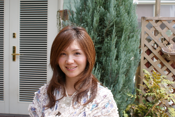 中島千枝子さん