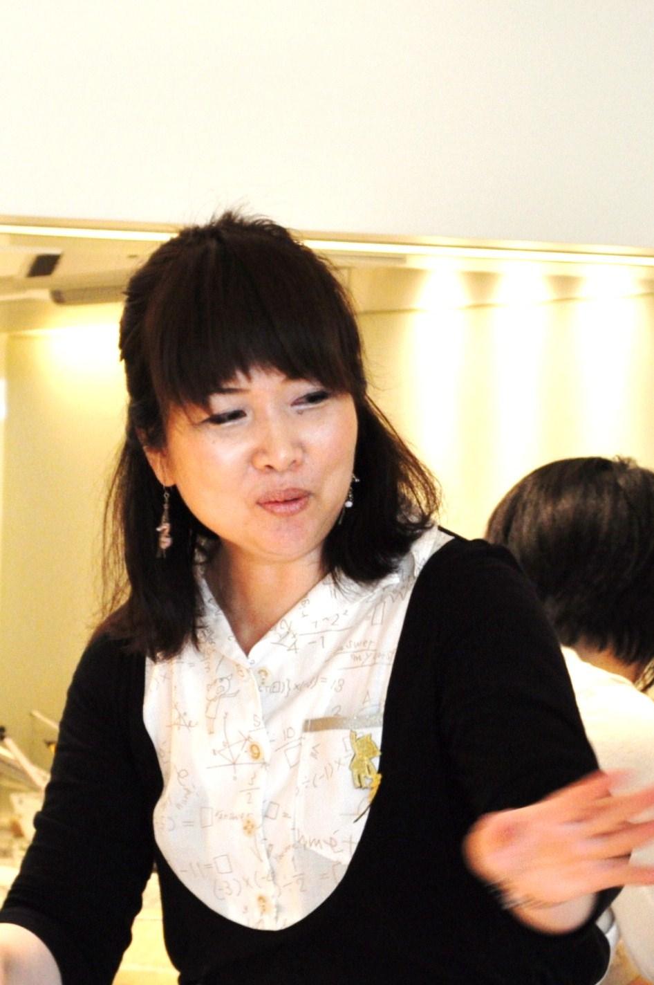 山下敦子さん