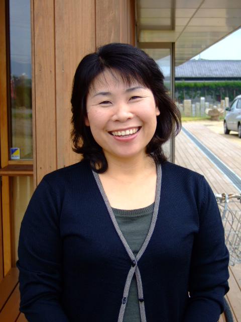 吉田美恵子さん