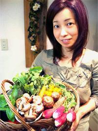 尾関由美さん