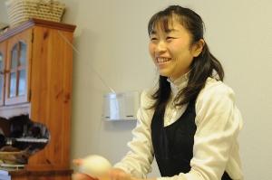 岡田友美佳さん