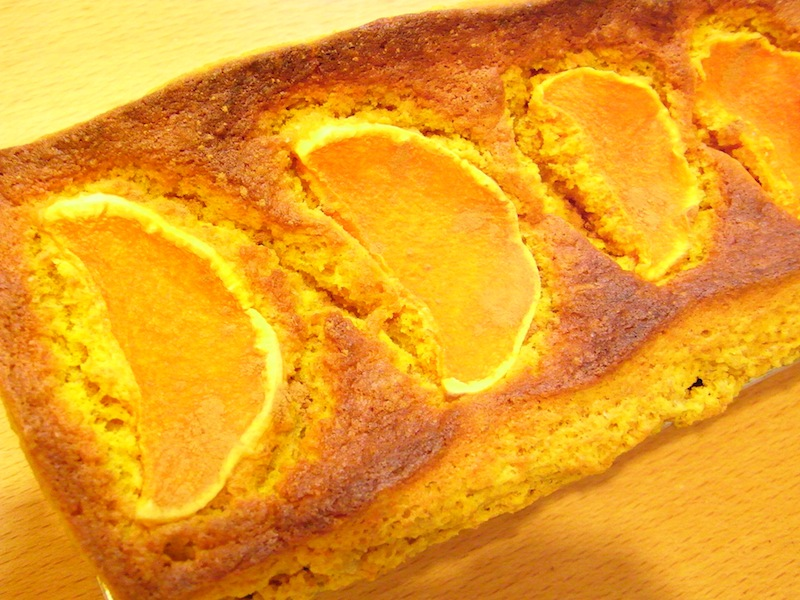 バターナッツケーキ|きちんとレシピ|フードソムリエ
