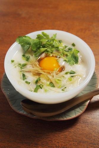 ジョーク(タイの中華系スープお粥)