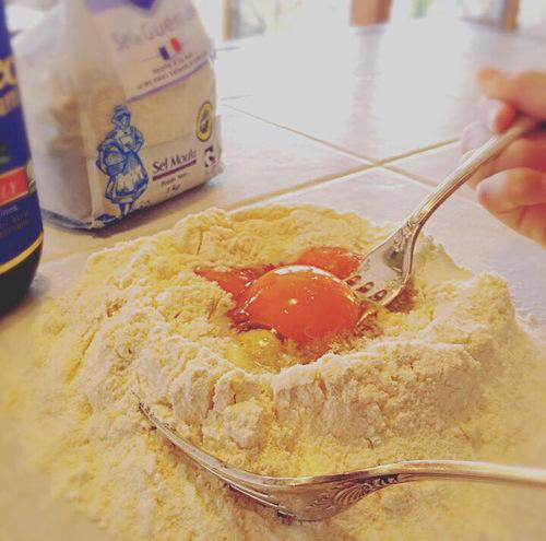 手打ちパスタ ~Pasta a casa