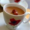 ミルクチョコレート&アールグレイ・ティーのムース