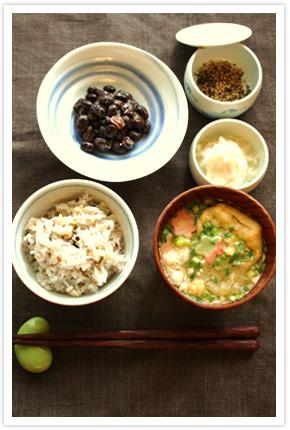 【料理写真】和食の夕飯