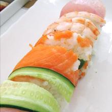 レインボーロール寿司