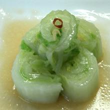 白菜の冷拌