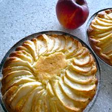 紅玉りんごのケーキ
