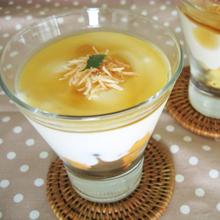 メイプル・マンゴー・レアチーズ