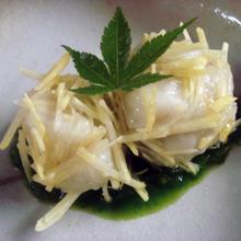里芋と栗の蒸し物