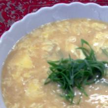 トウモロコシのスープ