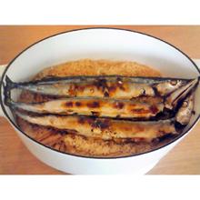 秋刀魚ゴハン