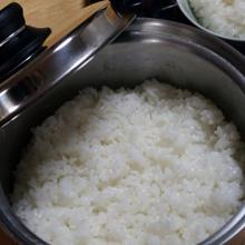 お鍋で炊くごはんの炊き方