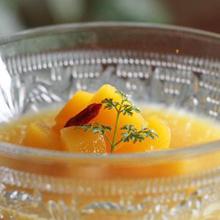 簡単 とろーりマンゴープリン