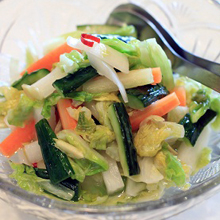 広東風野菜の甘酢漬け