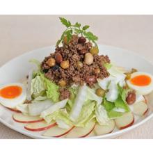 フレッシュ白菜のミートサラダ