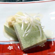 とかちの枝豆豆腐