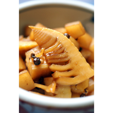 竹の子の佃煮 粒山椒風味