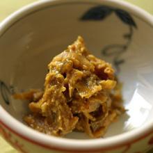 葱にんにく味噌