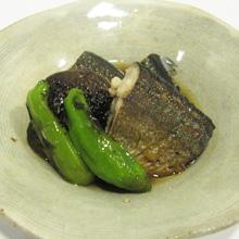 秋刀魚の焼き浸し