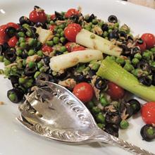 Teglia di verdure e tonno~テリア・ディ・ヴェルドゥーレ・エ・トンノ~