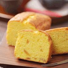柚子とはちみつのパウンドケーキ