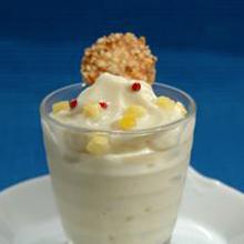 ミルク&バナナソフトクリーム