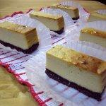 ベイクドチーズケーキ ~ココナツチョコのパートシュクレ~