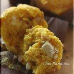 かぼちゃとクリームチーズのマフィンサレ