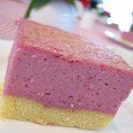 紅芋チーズケーキ