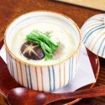 鯛の春茶碗蒸し