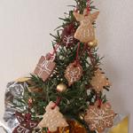 クリスマスクッキー【スパイスオーナメントクッキー】