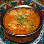 南インドのココナッツ・チキンカレー