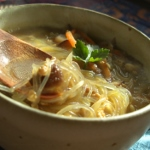和の春雨カレースープ