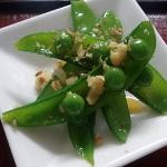 緑野菜のナムル