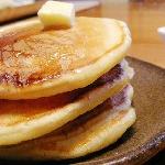 パンケーキ=いよかん酵母
