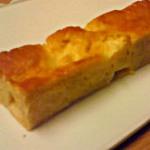 桃のパウンドケーキ