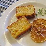 まるごと蜜柑のパウンドケーキ