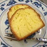スウェーデン風 パウンドケーキ