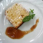 リコッタチーズのパウンドケーキ