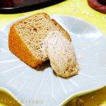 大和烏龍茶の米粉シフォン
