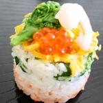三色散らし寿司
