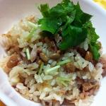 納豆の塩麹炊き込みご飯