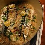 秋刀魚の炊き込みご飯 韓国風味